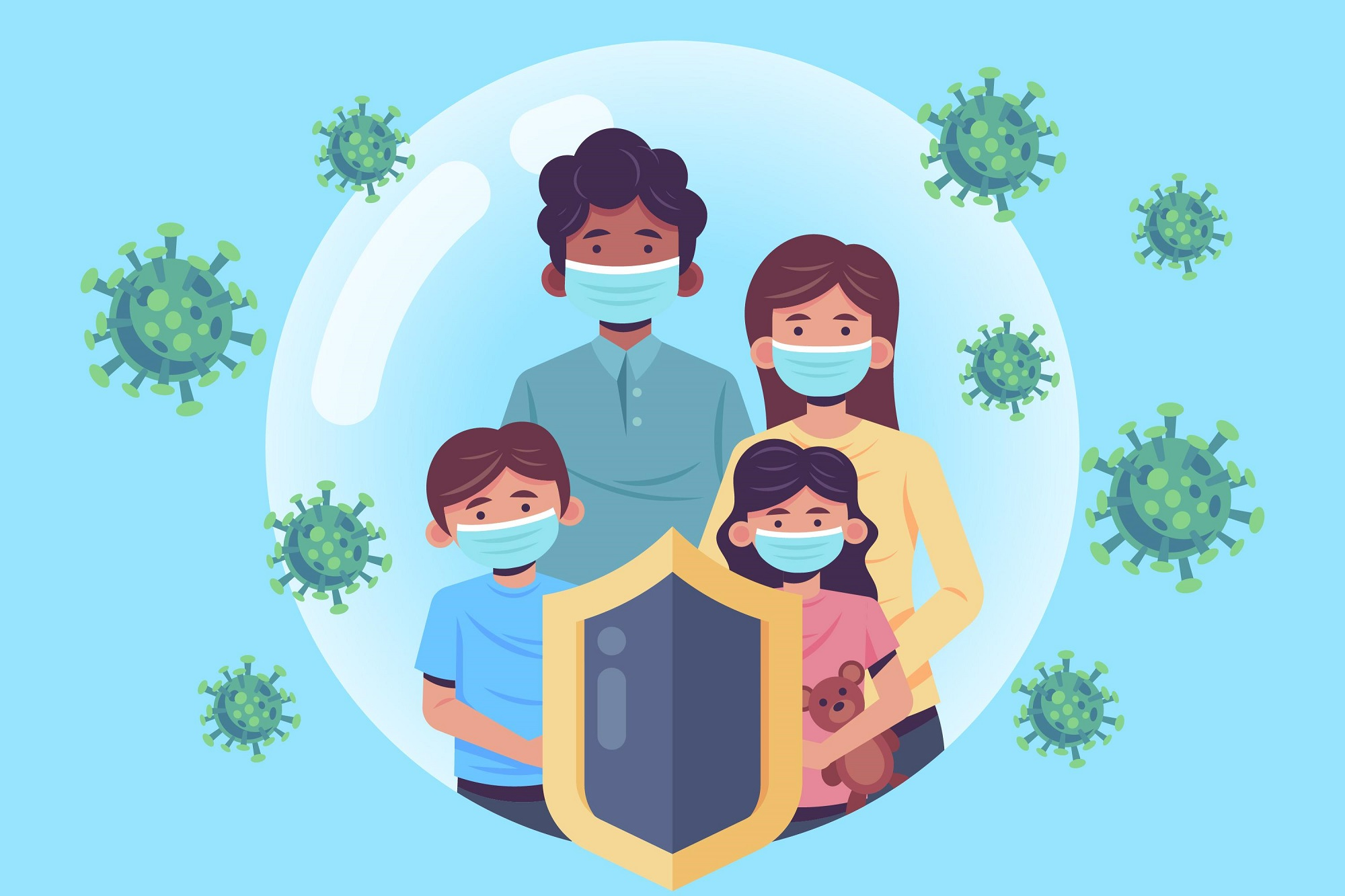 What are the healthy lifestyles after pandemic?