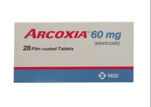 Arcoxia Tablet (Generic Equivalent)