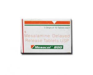 Asacol HD 800mg DR Tablet (Generic Equivalent)