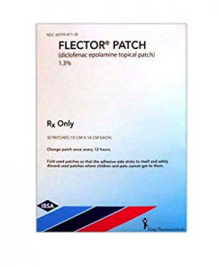 Flector Thermal Patch - Generic Equivalent