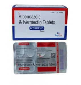 Ivermectin and Albendazole Tablets - Generic Equivalent