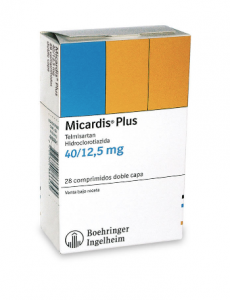 Micardis HCT Tablet (Generic Equivalent)