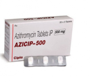 Zithromax Tablet (Generic Equivalent)