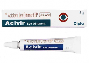 Zovirax Ophthalmic Ointment - Generic Equivalent