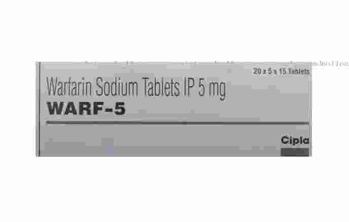 Coumadin Tablet - Generic Equivalent